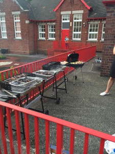 BBQ Summer Event for Fostering 2