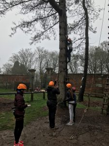 Outdoor activities for foster children by Ikon Fostering of Walsall, West Midlands