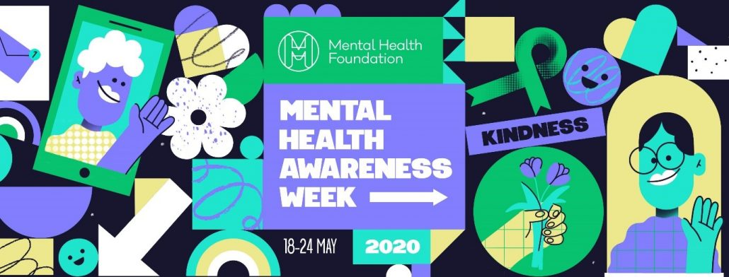 Mental Health Awareness Week 2020 -posted by Kirith Klair 1