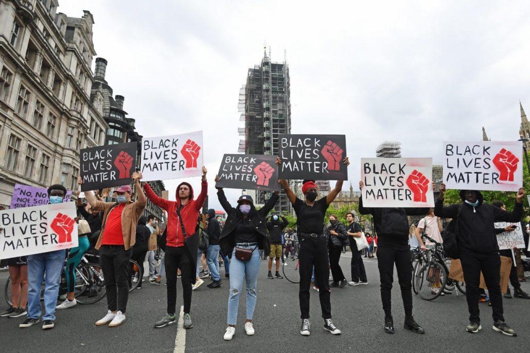 Solidarity: Black lives matter 1